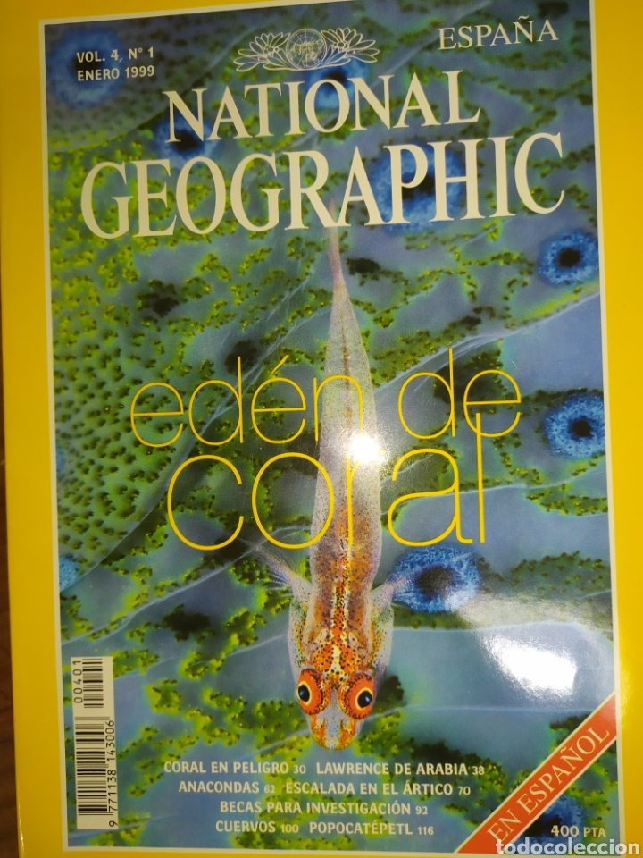 Coleccionismo de National Geographic: Lote seis National Geographic. Vol 4, 1999 - Foto 4 - 220934101