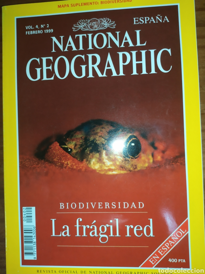 Coleccionismo de National Geographic: Lote seis National Geographic. Vol 4, 1999 - Foto 5 - 220934101