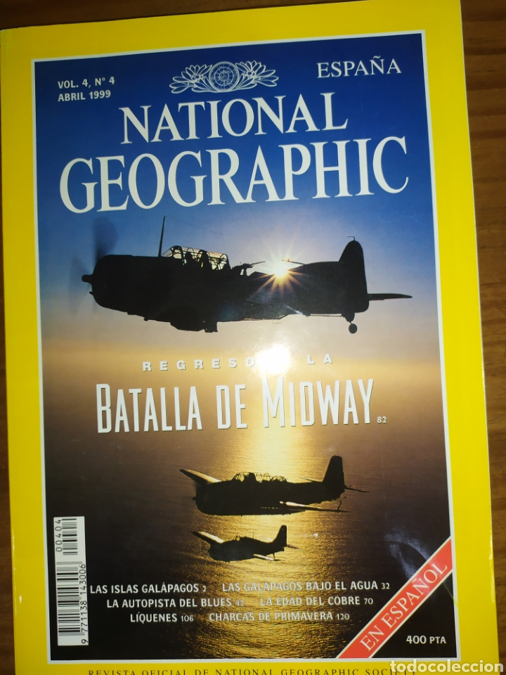 Coleccionismo de National Geographic: Lote seis National Geographic. Vol 4, 1999 - Foto 6 - 220934101