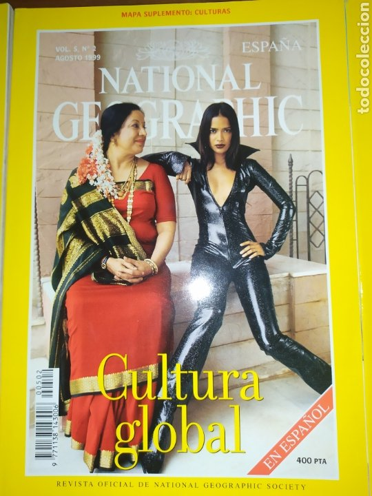Coleccionismo de National Geographic: Lote de 5 National Geographic, Vol 5, 1999 - Foto 2 - 220934760
