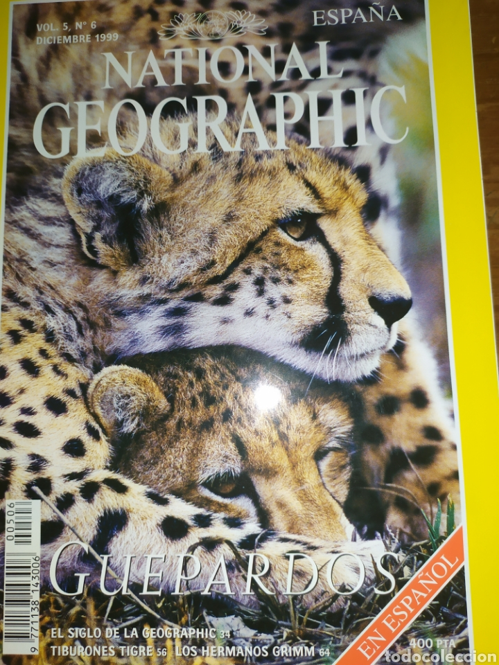 Coleccionismo de National Geographic: Lote de 5 National Geographic, Vol 5, 1999 - Foto 3 - 220934760