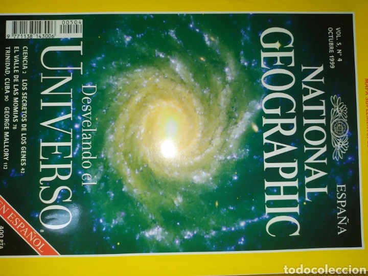 Coleccionismo de National Geographic: Lote de 5 National Geographic, Vol 5, 1999 - Foto 5 - 220934760
