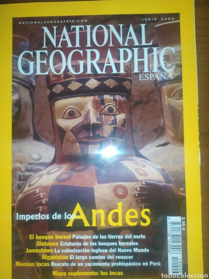 Coleccionismo de National Geographic: Gran Oportunidad, Liquidación de Gran lote de 11 National Geographic - Foto 8 - 220938771