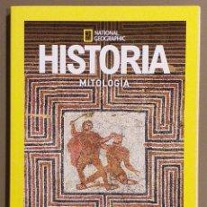 Coleccionismo de National Geographic: MINOTAURO. LA CRIATURA DEL LABERINTO. HISTORIA. MITOLOGÍA. NATIONAL GEOGRAPHIC. 2020. 159 PÁG. NUEVO. Lote 221311655