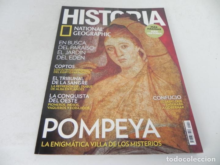 Coleccionismo de National Geographic: HISTORIA Nº 157 (NATIONAL GEOGRAPHIC) EDICIÓN 01/2017 - POMPEYA - CONFUCIO - JARDIN DEL EDEN - ..... - Foto 2 - 221341376