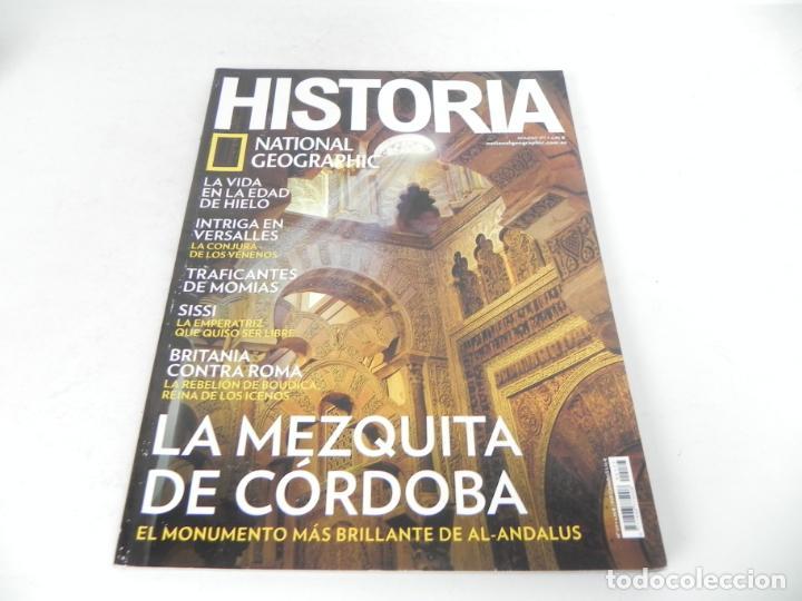 Coleccionismo de National Geographic: HISTORIA Nº 177 (NATIONAL GEOGRAPHIC) EDICIÓN 11/2018-MEZQUITA DE CORDOBA/EDAD DE HIELO/ ...... - Foto 3 - 221343631