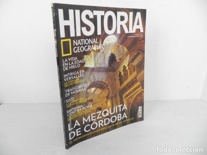HISTORIA Nº 177 (NATIONAL GEOGRAPHIC) EDICIÓN 11/2018-MEZQUITA DE CORDOBA/EDAD DE HIELO/ ...... (Coleccionismo - Revistas y Periódicos Modernos (a partir de 1.940) - Revista National Geographic)
