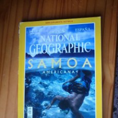 Coleccionismo de National Geographic: NATIONAL GEOGRAPHIC - VOL. 7 Nº 1 - JULIO 2000 - SAMOA. Lote 221385701