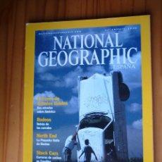 Coleccionismo de National Geographic: NATIONAL GEOGRAPHIC - VOL. 7 - Nº 6 - DICIEMBRE 2000 - GENUINAMENTE AMERICANO. Lote 221400221