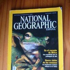 Coleccionismo de National Geographic: NATIONAL GEOGRAPHIC - VOL. 7 - Nº 4 - OCTUBRE 2000 - BORNEO. Lote 221401796