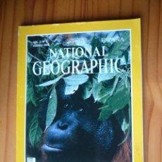 Coleccionismo de National Geographic: NATIONAL GEOGRAPHIC - VOL. 3 - Nº 2 - AGOSTO 1998 - ORANGUTANES. Lote 221402601