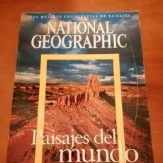 Coleccionismo de National Geographic: LAS MEJORES FOTOGRAFÍAS DE PAISAJES NATIONAL GEOGRAPHIC PAISAJES DEL MUNDO. Lote 222559453