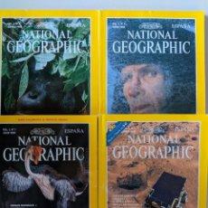 Coleccionismo de National Geographic: LOTE REVISTAS NATIONAL GEOGRAPHIC A PRECIO DE SALDO. Lote 223239522