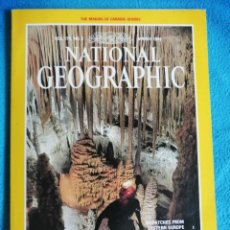 Coleccionismo de National Geographic: NATIONAL GEOGRAPHIC-MARCH 1991, VOL. 179, Nº 3. LECHUGUILLA CAVE. Lote 224830772