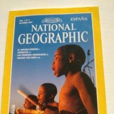Coleccionismo de National Geographic: NATIONAL GEOGRAPHIC OCTUBRE 1997. Lote 225706760