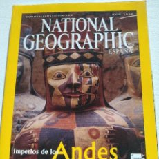 Coleccionismo de National Geographic: NATIONAL GEOGRAPHIC JUNIO 2002. Lote 225706918