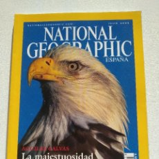 Coleccionismo de National Geographic: NATIONAL GEOGRAPHIC JULIO 2002. Lote 225707115
