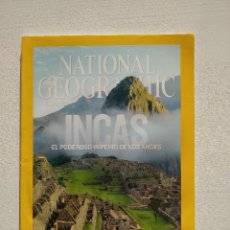 Coleccionismo de National Geographic: NATIONAL GEOGRAPHIC ABRIL 2011. Lote 225707430