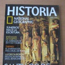 Coleccionismo de National Geographic: SANTIAGO DE COMPOSTELA. Lote 225964230