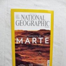 Collectionnisme de National Geographic: LA CONQUISTA DE MARTE REVISTA NATIONAL GEOGRAPHIC NOVIEMBRE 2016. Lote 227058110