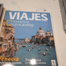 Coleccionismo de National Geographic: TRAST REVISTA VIAJES NATIONAL GEOGRAPHIC Nº 24 VENECIA ISLAS CANARIAS PATAGONIA CASTILLOS CATAROS. Lote 228494110
