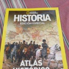 Coleccionismo de National Geographic: ATLAS HISTÓRICO - EDICIÓN ESPECIAL. Lote 230845270