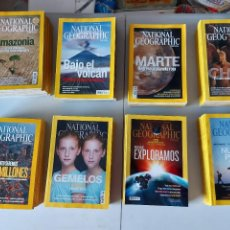 Coleccionismo de National Geographic: LOTE 89 REVISTAS DE NATIONAL GEOGRAPHIC. Lote 232007520
