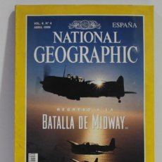 Coleccionismo de National Geographic: NATIONAL GEOGRAPHIC VOL.4 Nº4 ABRIL 1999. Lote 232885275
