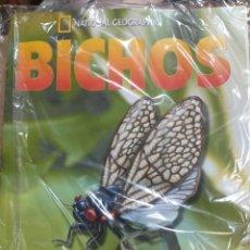 Collectionnisme de National Geographic: BICHOS DE NATIONAL GEOGRAPHIC. Lote 233079415