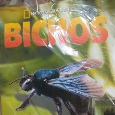 Collectionnisme de National Geographic: BICHOS DE NATIONAL GEOGRAPHIC. Lote 233079960