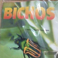 Collectionnisme de National Geographic: BICHOS DE NATIONAL GEOGRAPHIC. Lote 233082435