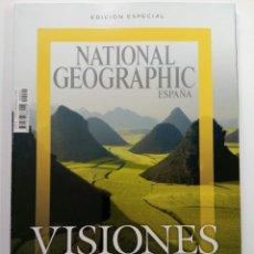 Collectionnisme de National Geographic: NATIONAL GEOGRAPHIC ESPAÑA EDICIÓN ESPECIAL Nº 20 - VISIONES DE LA TIERRA. Lote 233237875
