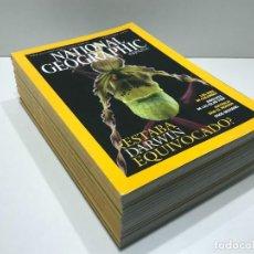 Collectionnisme de National Geographic: LOTE DE REVISTAS DE NATIONAL GEOGRAPHIC DEL AÑO 2004. Lote 234295380