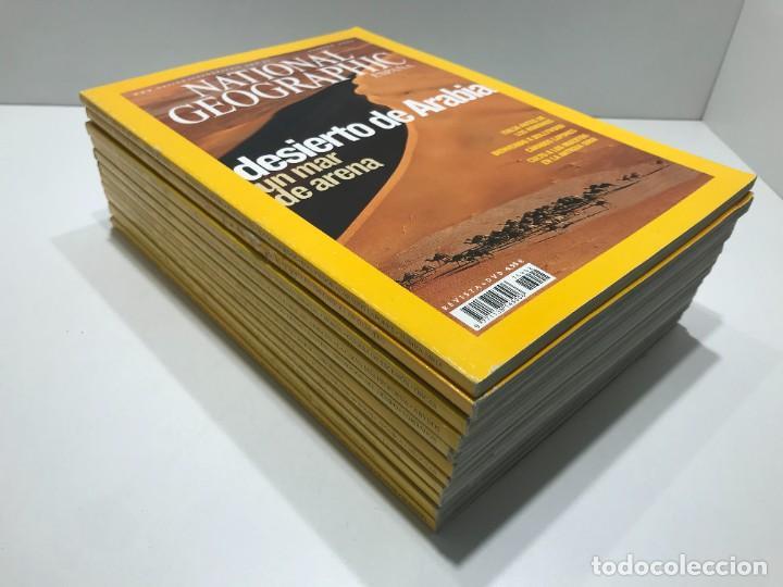 LOTE DE REVISTAS DE NATIONAL GEOGRAPHIC DEL AÑO 2005 (Coleccionismo - Revistas y Periódicos Modernos (a partir de 1.940) - Revista National Geographic)