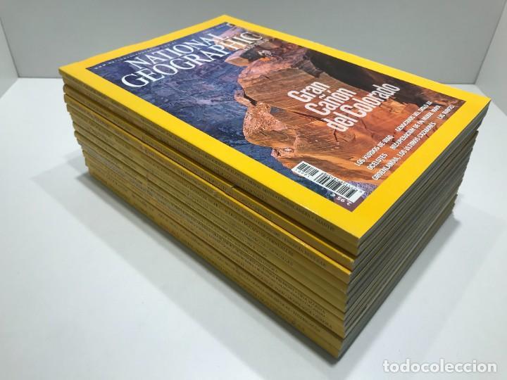 LOTE DE REVISTAS DE NATIONAL GEOGRAPHIC DEL AÑO 2006 (Coleccionismo - Revistas y Periódicos Modernos (a partir de 1.940) - Revista National Geographic)
