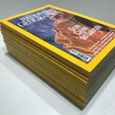 Collectionnisme de National Geographic: LOTE DE REVISTAS DE NATIONAL GEOGRAPHIC DEL AÑO 2006. Lote 234296480