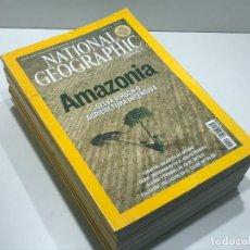 Collectionnisme de National Geographic: LOTE DE REVISTAS DE NATIONAL GEOGRAPHIC DEL AÑO 2007. Lote 234354755