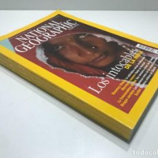 Coleccionismo de National Geographic: LOTE DE REVISTAS DE NATIONAL GEOGRAPHIC DEL AÑO 2003 Y 2017 ( 3 NUMEROS ). Lote 234355410