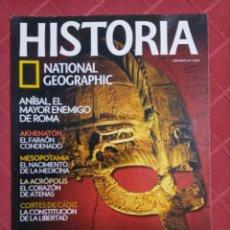Collezionismo di National Geographic: REVISTA HISTORIA NATIONAL GEOGRAPHIC N° 89. Lote 234370330