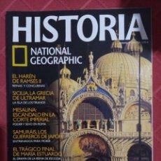 Collezionismo di National Geographic: REVISTA HISTORIA NATIONAL GEOGRAPHIC N° 51. Lote 234370675