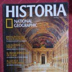 Collezionismo di National Geographic: REVISTA HISTORIA NATIONAL GEOGRAPHIC N° 61. Lote 234370810
