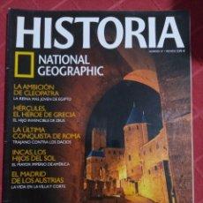Collezionismo di National Geographic: REVISTA HISTORIA NATIONAL GEOGRAPHIC N° 47. Lote 234371020