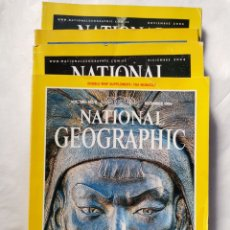 Collectionnisme de National Geographic: LOTE 4 REVISTAS NATIONAL GEOGRAPHIC. Lote 235675660