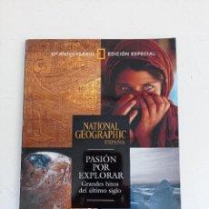 Collectionnisme de National Geographic: NATIONAL GEOGRAPHIC. PASIÓN POR EXPLORAR.. Lote 237855350