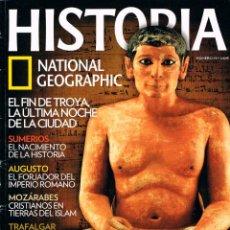 Collezionismo di National Geographic: HISTORIA NATIONAL GEOGRAPHIC Nº 93, MATEMÁTICAS EN EGIPTO, EL FIN DE TROYA, MOZÁRABES. Lote 240166750