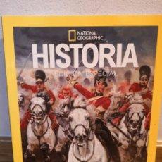 Collezionismo di National Geographic: NATIONAL GEOGRAPHIC EDICIÓN ESPECIAL HISTORIA GRANDES BATALLAS EDAD MODERNA. Lote 242218905