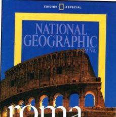Collectionnisme de National Geographic: NATIONAL GEOGRAPHIC EDICIÓN ESPECIAL ROMA IMPERIAL. Lote 242253620