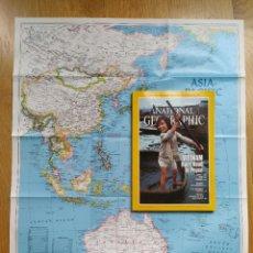 Coleccionismo de National Geographic: NATIONAL GEOGRAPHIC. ED INGLESA.VOL 176.N 5. NOVIEMBRE 1989. VIETNAN. CON MAPA. BISMARCK. Lote 243386135