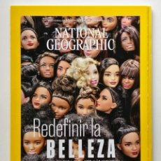 Coleccionismo de National Geographic: NATIONAL GEOGRAPHIC ESPAÑA - FEBRERO 2020 - REDEFINIR LA BELLEZA. Lote 245100770