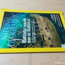 Coleccionismo de National Geographic: NATIONAL GEOGRAPHIC / BATALLA NAVAL BALTICO / MARZO DE 2015 / U+406. Lote 245636865